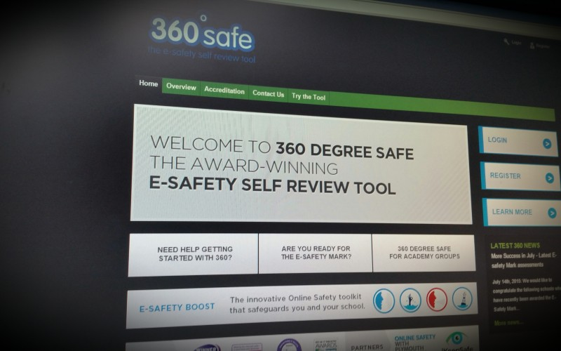 360 Degree Safe: eSafety Self-Review Tool