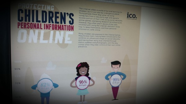 The Information Commissioner's Office (ICO) pages for young people