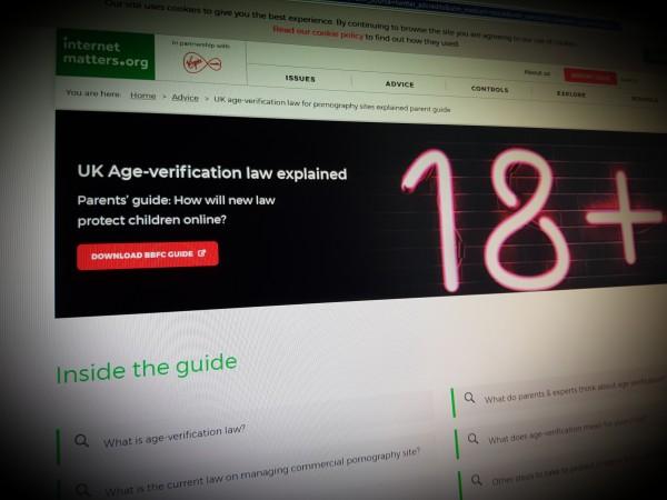 UK Age-verification law explained