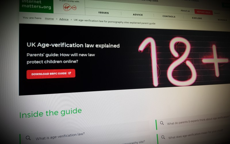 UK Age-verification law explained