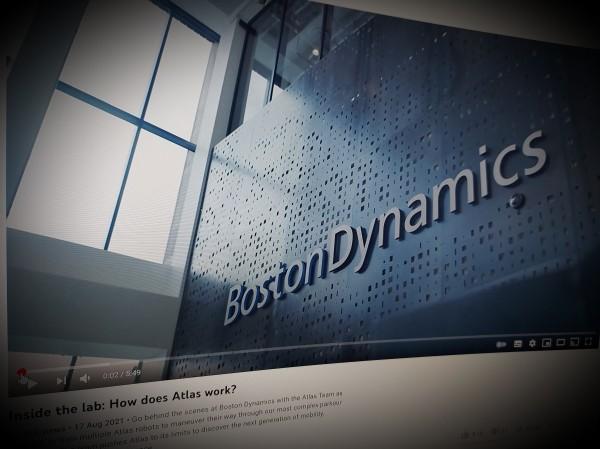 Inside the Boston Dynamics lab: How does Atlas work?