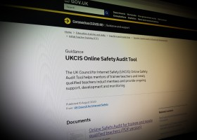 Online Safety Audit for Trainee & Newly Qualified Teachers