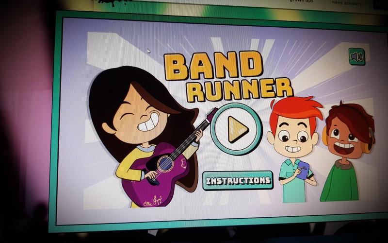 Band Runner