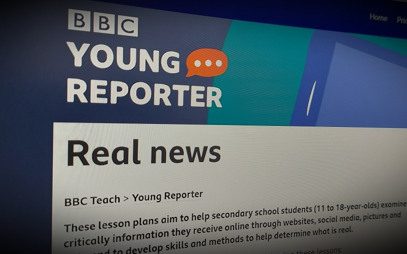 BBC Teach - Real News