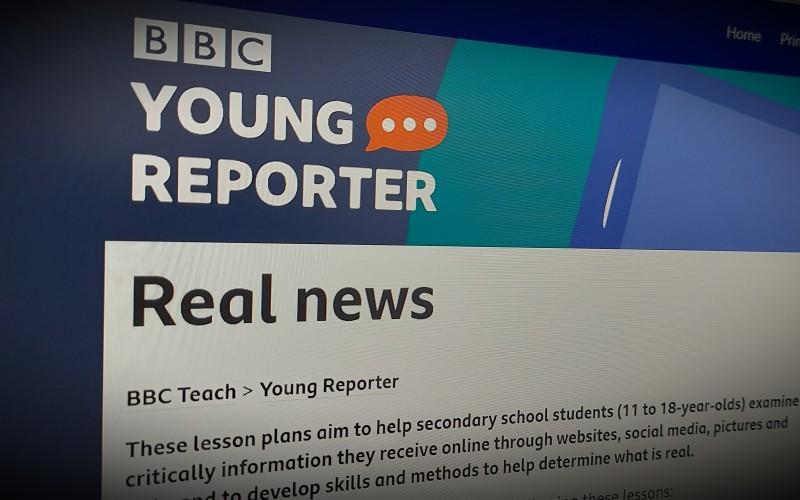 BBC Teach - Real News