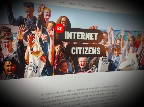 Be Internet Citizens