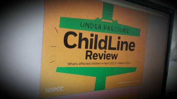 Under Pressure: Childline review. What's affected children 2013-2014