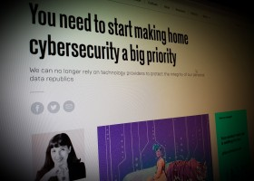 You need to start making home cybersecurity a big priority