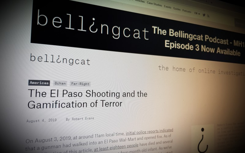 The El Paso Shooting and the Gamification of Terror