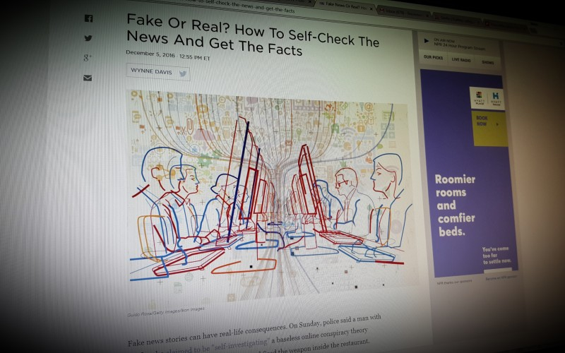 Fake Or Real? How To Self-Check The News And Get The Facts