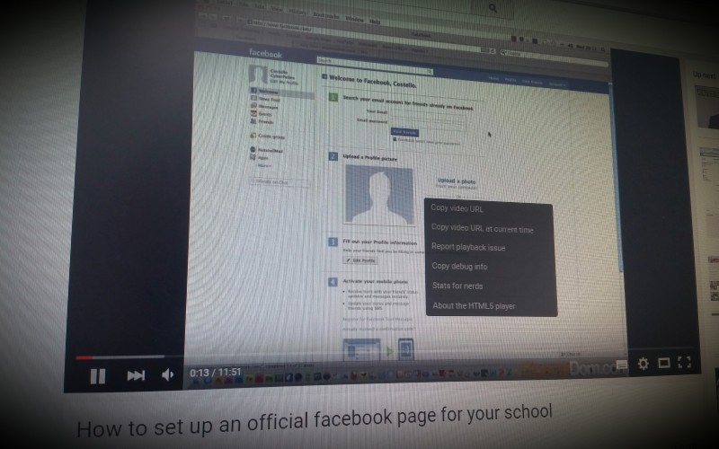 How to Make a School Facebook Page