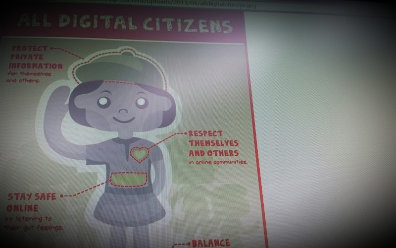 The 5 things a digital citizen should do
