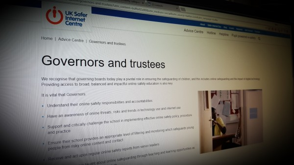 Safeguarding Resource for Governors and Trustees