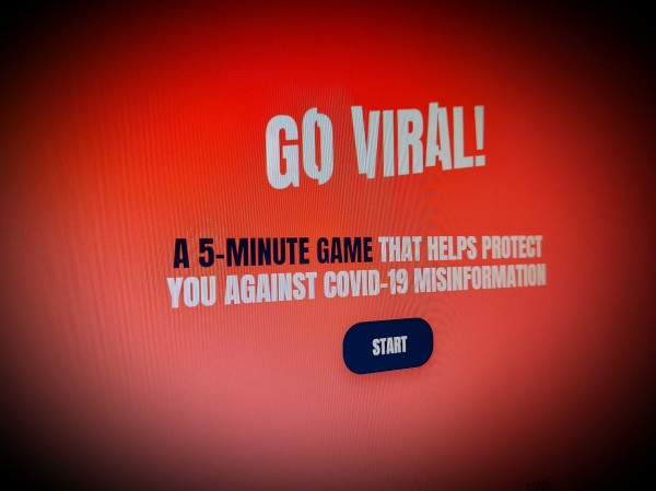 Go Viral! A Five Minute Game