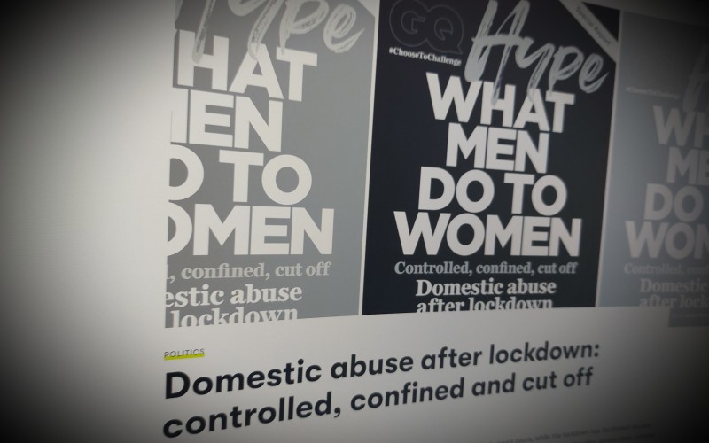 Domestic abuse after lockdown: controlled, confined and cut off