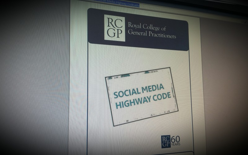 Social Media Highway Code