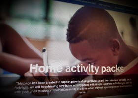 Thinkuknow Home Activity Pack