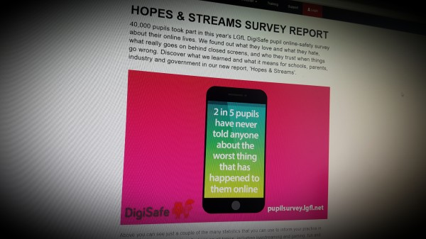 HOPES & STREAMS SURVEY REPORT