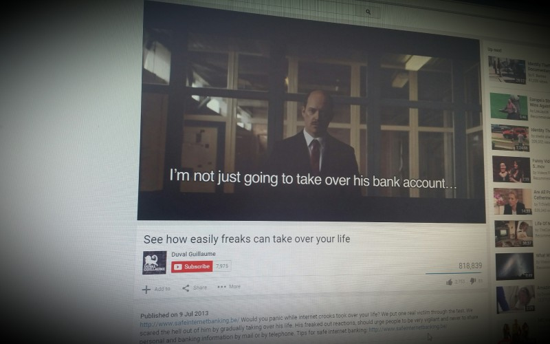 Terrifying Ad Shows How Easy It Is To Steal Your Identity Online