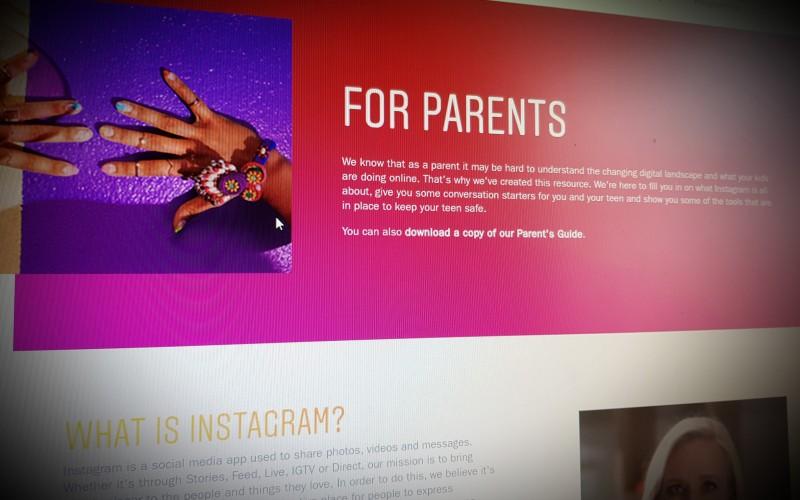 Instagram for Parents