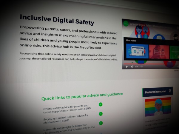 Inclusive Digital Safety