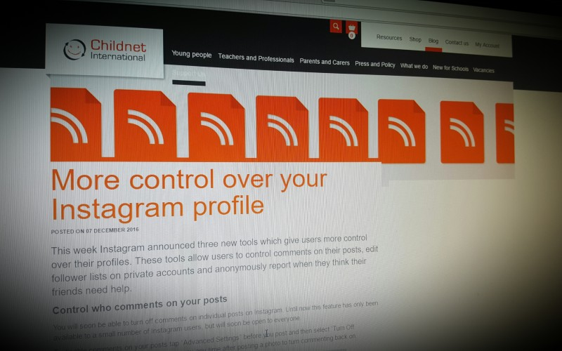 More control over your Instagram profile