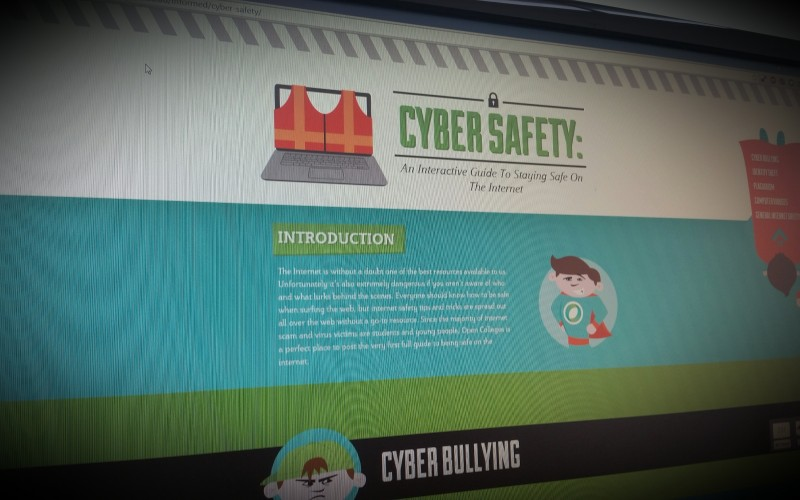 An Interactive Guide To Staying Safe On The Internet