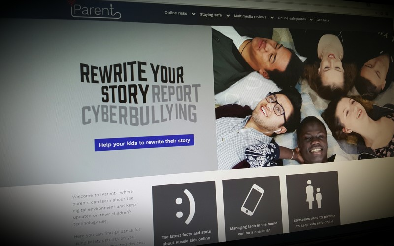 iParent: Rewrite your story.