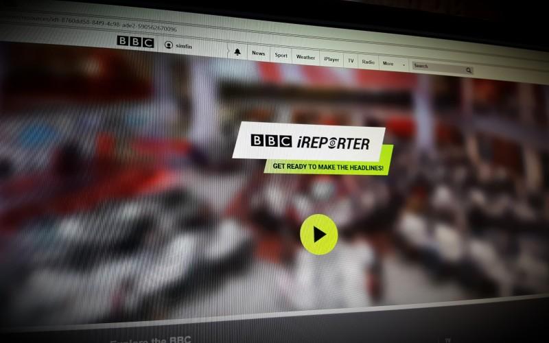 BBC iReporter game