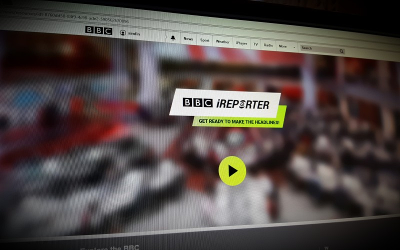 BBC iReporter game
