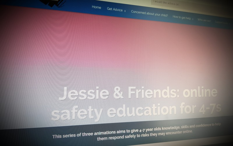 Jessie & Friends: online safety education for 4-7s