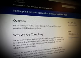 Keeping children safe in education: proposed revisions 2020 and Consultation