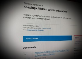 Keeping children safe in education: January 2021