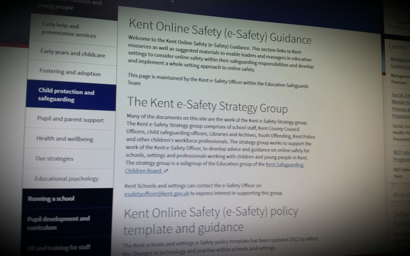 eSafety Policies and Guidance
