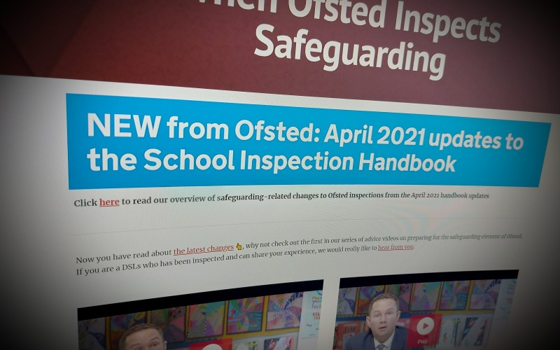 When Ofsted Inspects Safeguarding