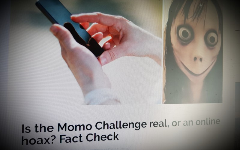 That's Nonsense. Momo