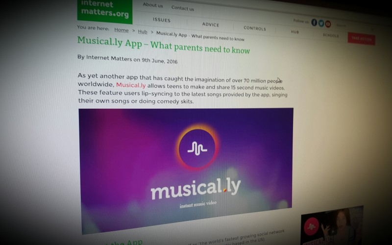 How safe is Musical.ly?