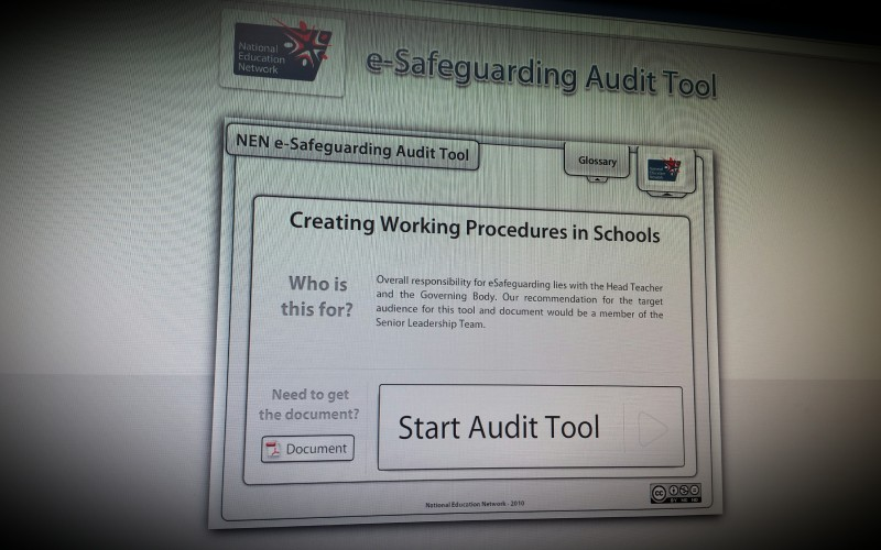 NEN eSafeguarding Audit Tool