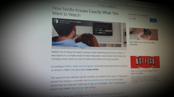 How Netflix Knows Exactly What You Want to Watch