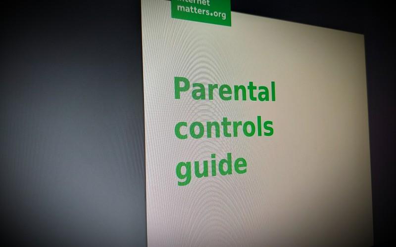 Netflix parental controls