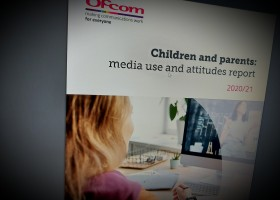 Ofcom Children and parents: media use and attitudes report 20/21