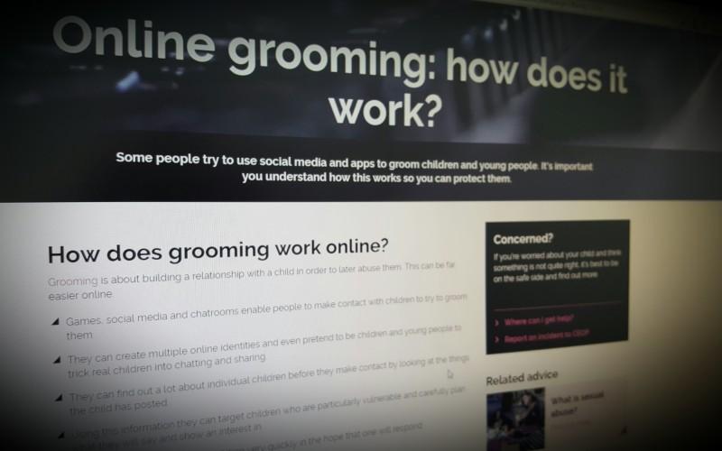 Online grooming: how does it work?