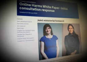 Online Harms White Paper - Initial consultation response
