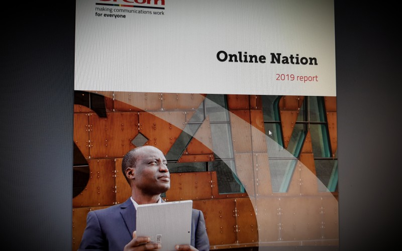 Ofcom Online Nation Report 2019
