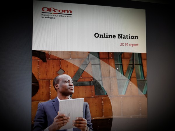Ofcom Online Nation Report 2019