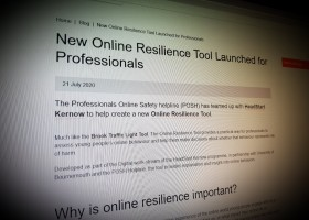 New Online Resilience Tool Launched for Professionals