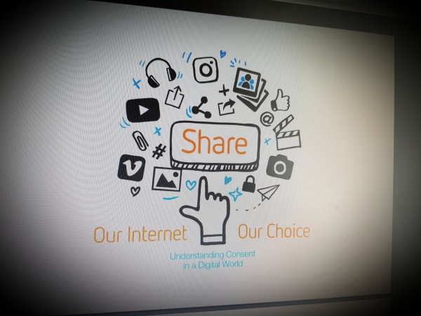 Our Internet Our Choice. understanding consent in a digital world