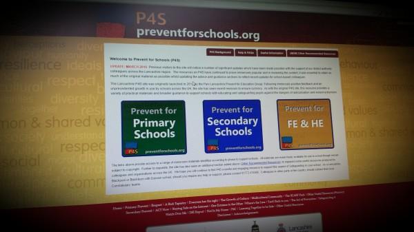 P4S Prevent for Schools