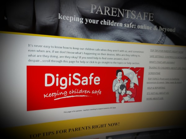 PARENTSAFE keeping your children safe: online & beyond