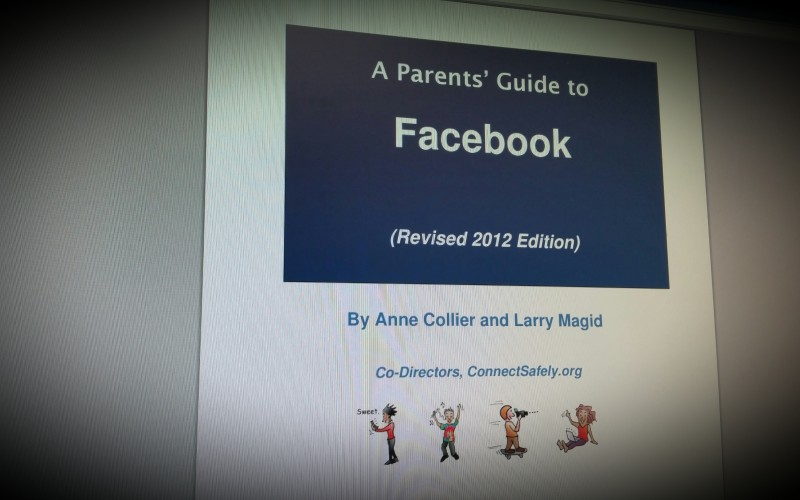 Parents Guide to Facebook